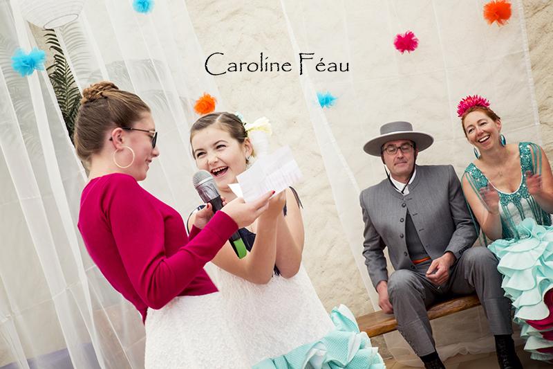cérémonie laique rires enfant CF Photographe
