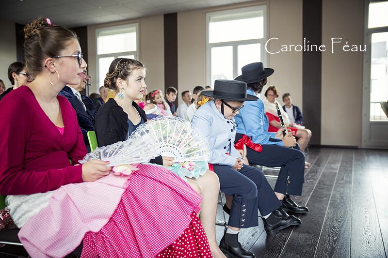 mariage espagnol Chambray CF Photographe