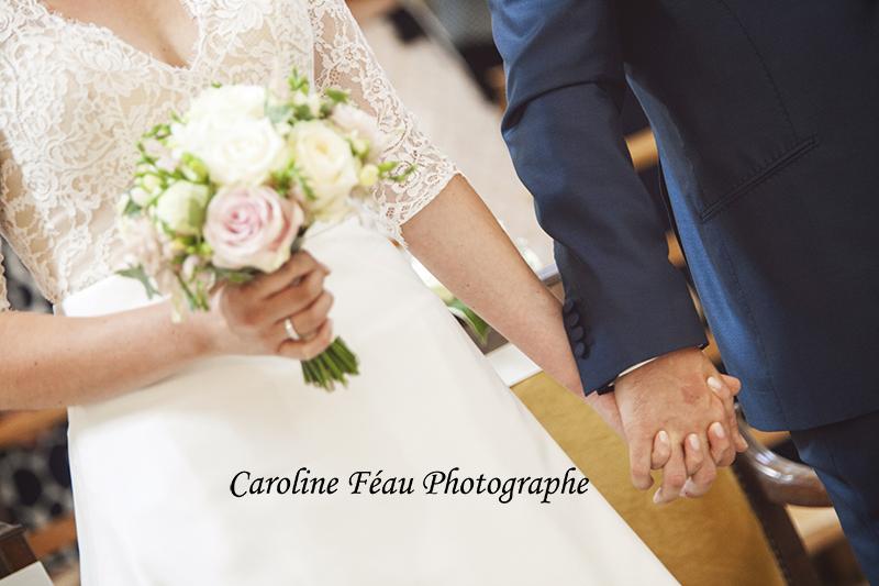 mariage main dans la main CF Photographe