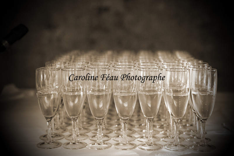 Vin d'honneur mariage années 20 CF Photographe
