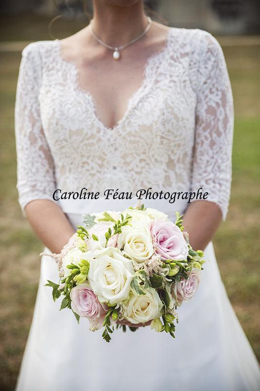 Bouquet de la mariée 49 37 72 CF Photographe