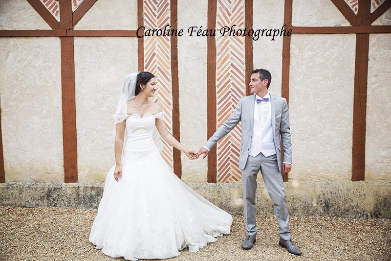 Photographe de mariage Chateau de la Gourdinière CF Photographe