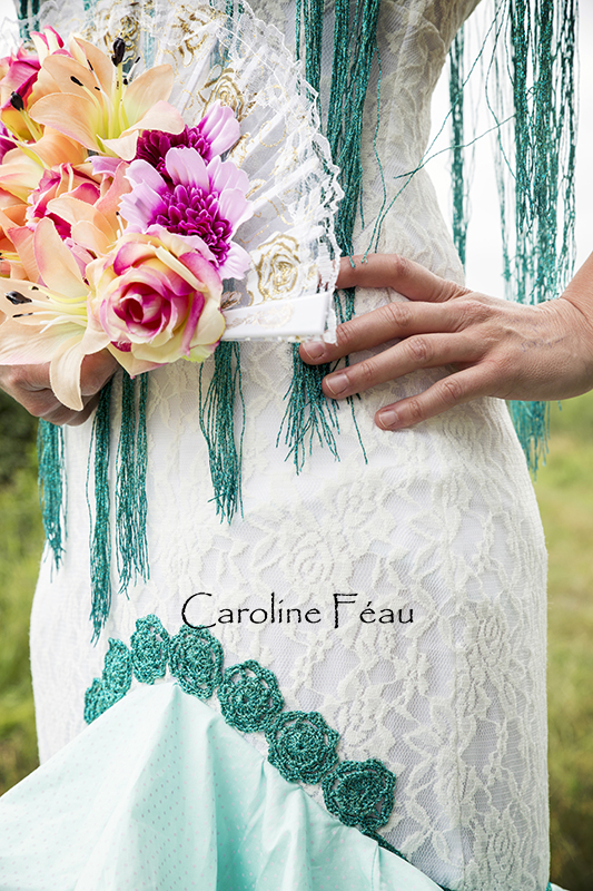 robe mariée espagnol 37 CF Photographe