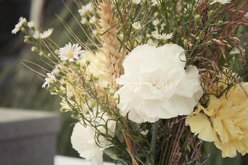 photographe mariage tours déco fleurs CF Photographe