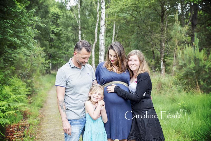 Photographe famille Tours CF Photographe