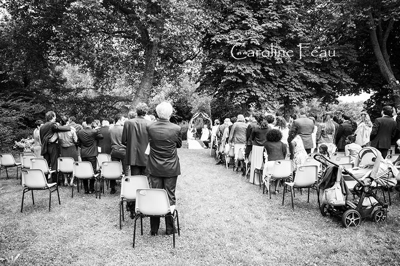 cérémonie mariage CF Photographe