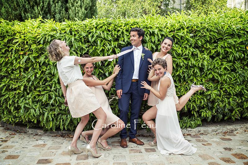 photographe 37 mariage témoins CF Photographe