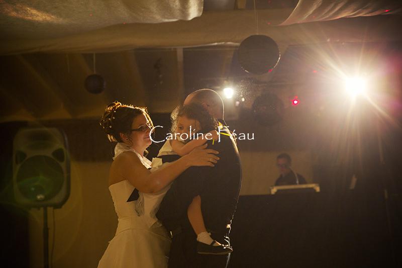 photographe mariage touraine danse CF Photographe