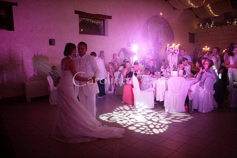 photographe mariage touraine premiere danse CF Photographe
