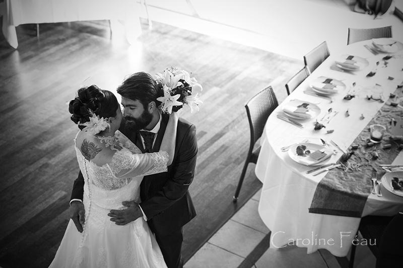 photographe mariage tours danse mariés CF Photographe