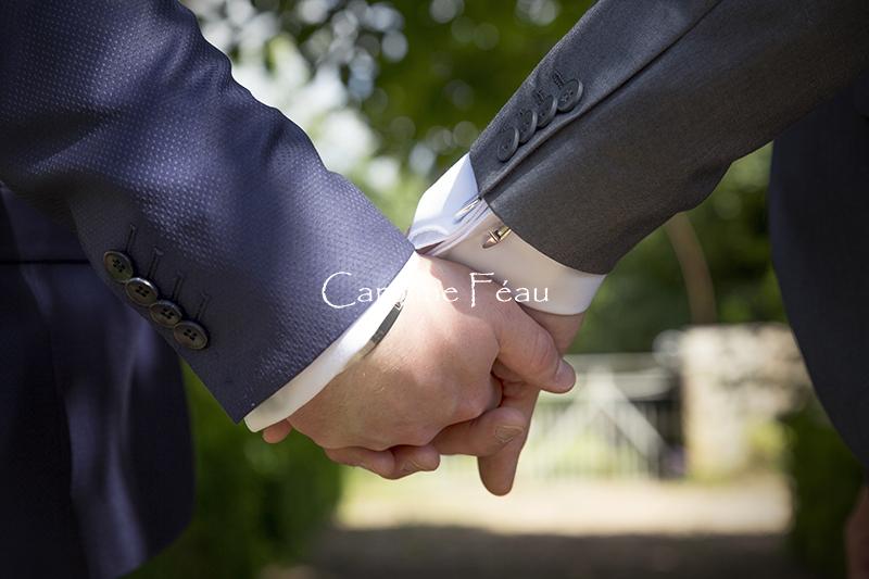 photographe mariage tours hommes CF Photographe