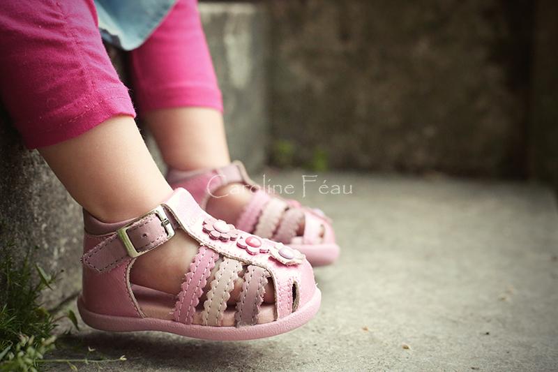 photographe détails pieds enfant CF Photographe