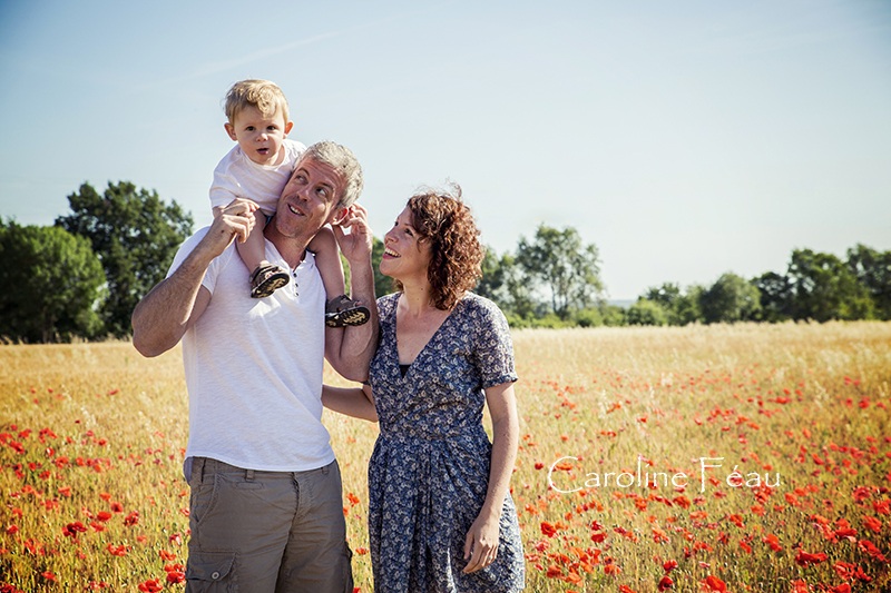 photographe famille Tours CF Photographe