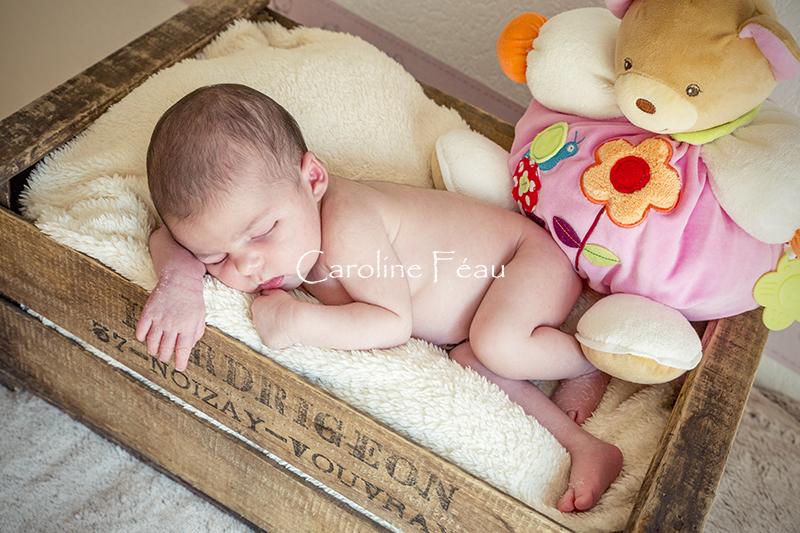 photographe bébé indre et loire CF Photographe