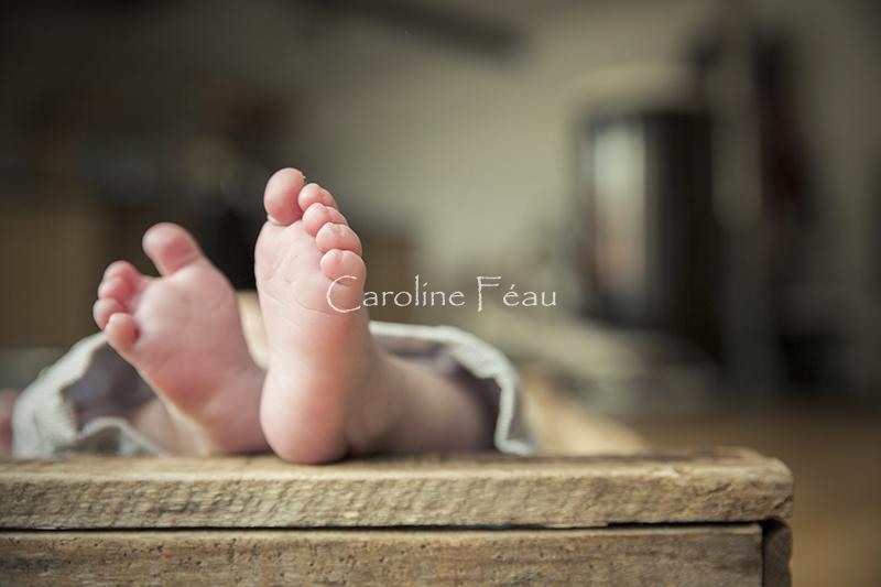 photographe naissance indre et loire CF Photographe
