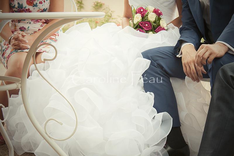 photographe mariage touraine mairie CF Photographe