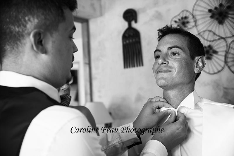 Entre frères mariage CF Photographe