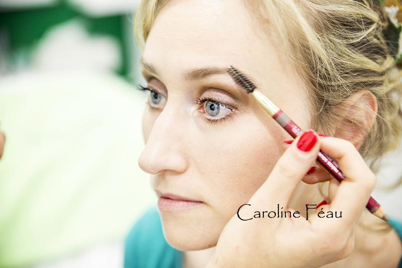 maquillage mariage CF Photographe