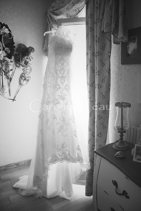 photographe mariage tours robe CF Photographe