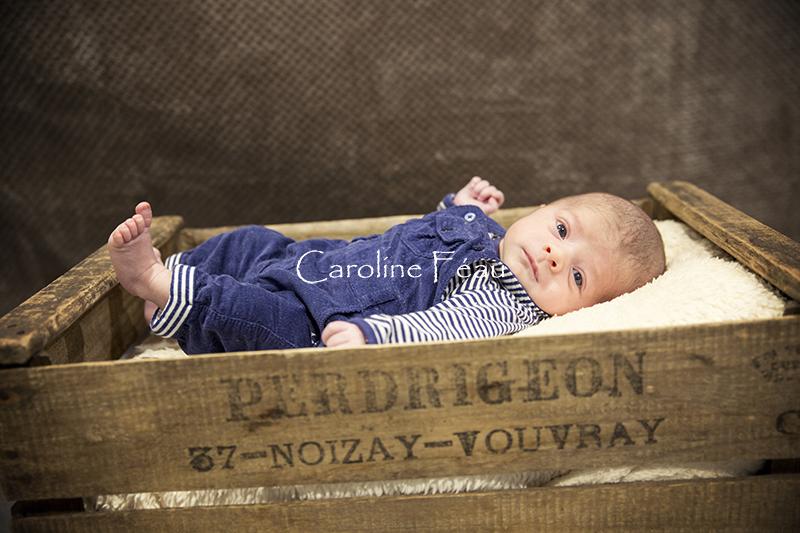 CF Photographe Tours bébé