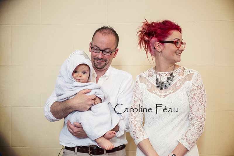 photographe baptême indre et loire CF Photographe