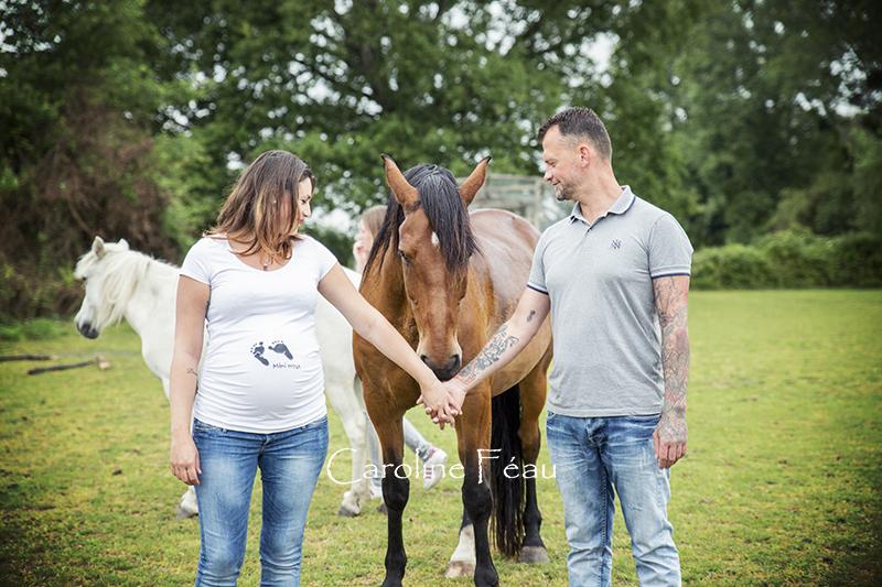 photographe maternité tours CF Photographe