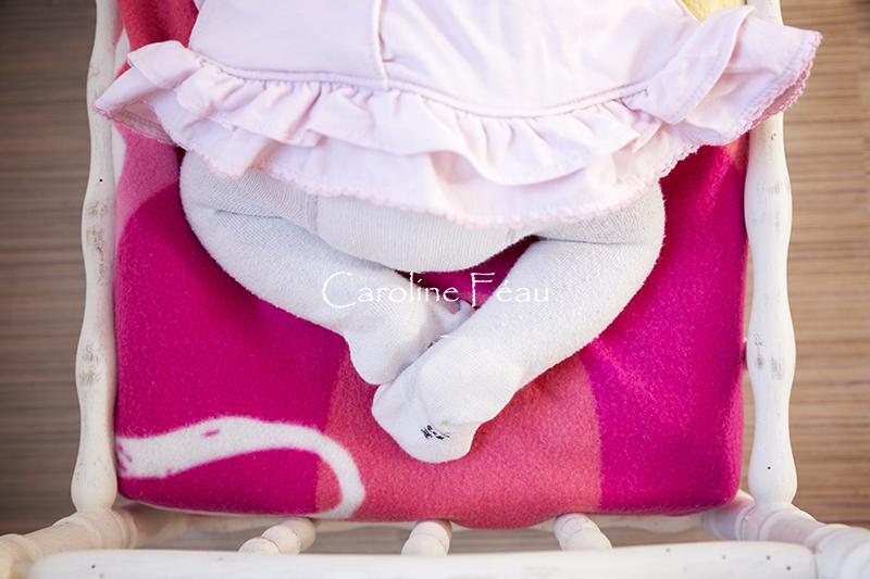 Photo naissance touraine pieds CF Photographe