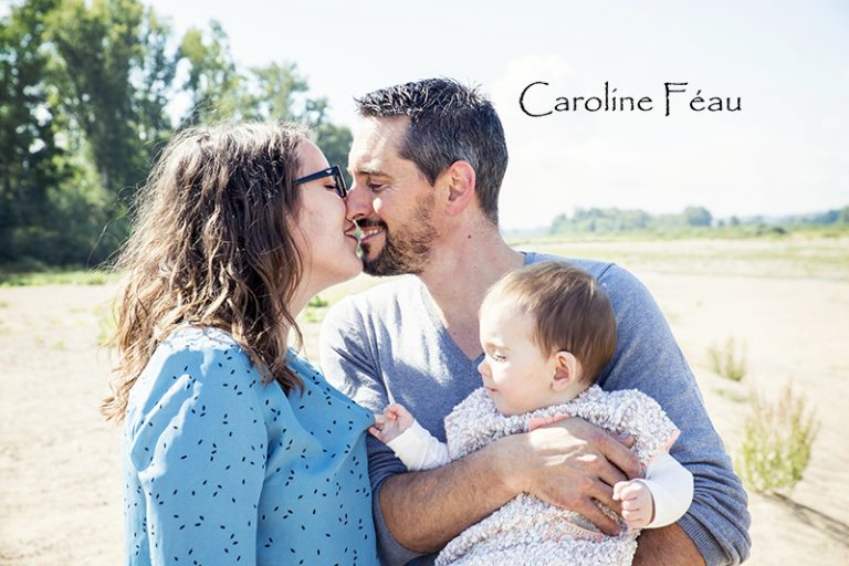 photographe famille bords de loire CF Photographe