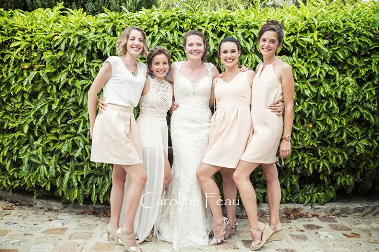 Photographe mariage témoins CF Photographe