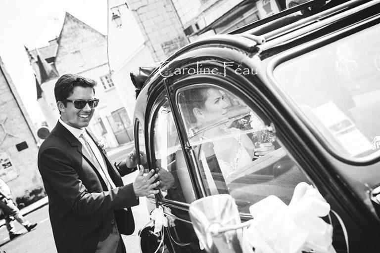 photo mariage bords de Loire CF Photographe