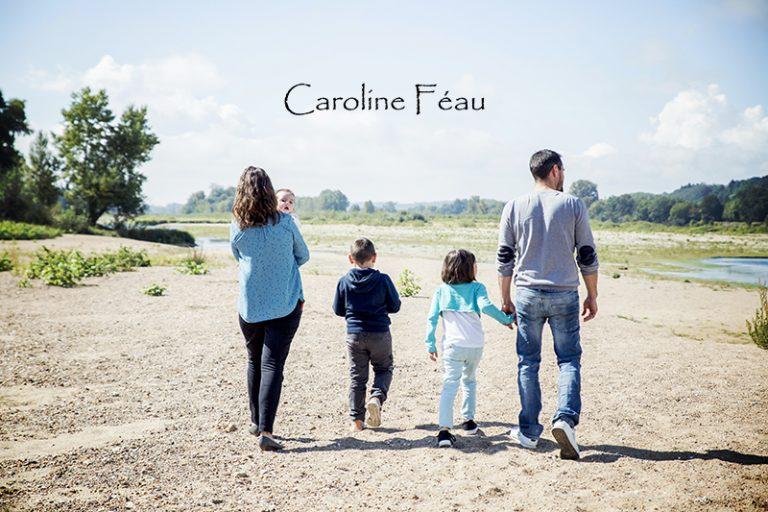 séance photo famille langeais CF Photographe