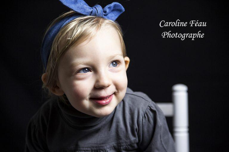 photographe portrait enfant famille Tours CF Photographe