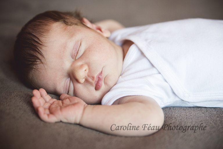 séance photo naissance CF Photographe