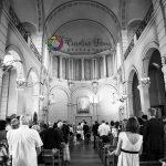 cérémonie religieuse mariage église Christ Roi Tours 37 CF Photographe