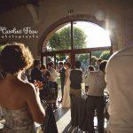 soirée de mariage entrée des mariés Domaine de la Bergerie CF Photographe