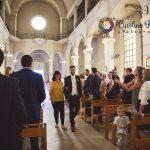 entrée du marié église Christ Roi Tours 37 CF Photographe
