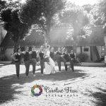 danse surprise des invités du mariage Domaine de la Bergerie Braye sur Maulne 37 CF Photographe