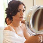 mariée glamour préparatifs mariage CF Photographe Tours