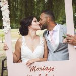 mariage cadre photobooth CF Photographe