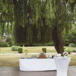 vin d'honneur aux Logis des Laurières Saint Martin le Beau 37 CF Photographe