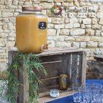 rafraîchissement cocktail de mariage Richelieu 37 CF Photographe