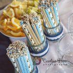 paille déco cocktail mariage CF Photographe