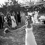 lancer de bouquet de mariée Richelieu 37 CF Photographe