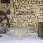 décoration vin d'honneur mariage 37 CF Photographe